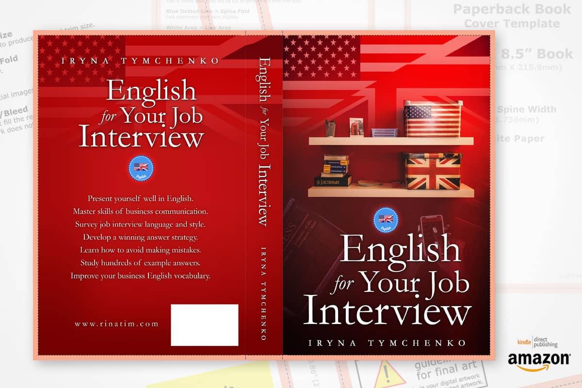 book cover redesign - iryna tymchenko