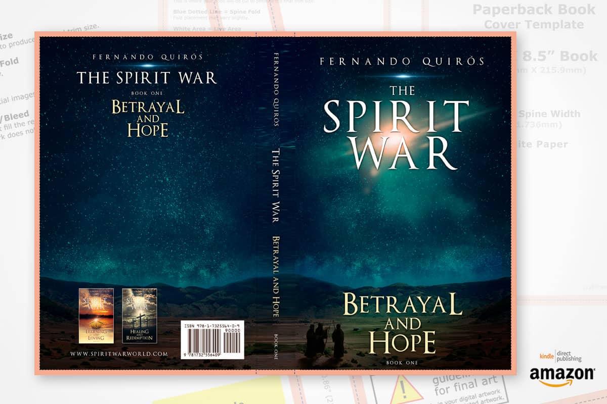 book cover redesign fernando quiros